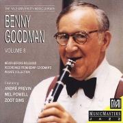 Benny Goodman: Yale University Music Library, Volume 8
