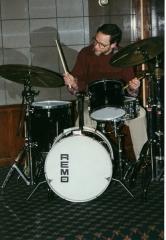 Noal Cohen with Kent Glenn 1996