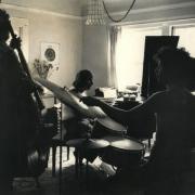 Kent Glenn & Vince Lateano 1974