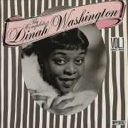 The Complete Dinah Washington, Vol. 1: 1943-1945