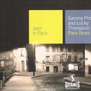 Jazz In Paris No. 37: Paris Blues - Sammy Price and Lucky Thompson