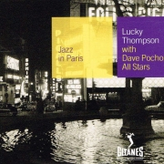 Jazz in Paris No. 73: Lucky Thompson with Dave Pochonet All Stars