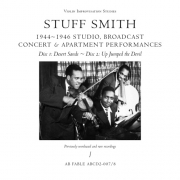 Stuff Smith: 1944-1946 Studio, Broadcast & Apartment Performances
