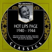 Hot Lips Page 1940-1944