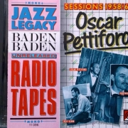 Jazz Legacy - Baden Baden Unreleased Radio Tapes: Oscar Pettiford Sessions 1958-60