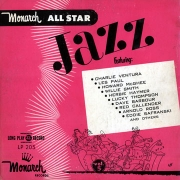 Monarch All Star Jazz, Vol. 5