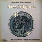 Jazz All Stars, Volume One: Coleman Hawkins