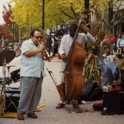 Jazz in Montclair, NJ 1991 1