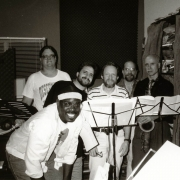 Noal Cohen Sextet Recording Session with John Eckert & John DiMartino