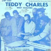 Teddy Charles West Coasters