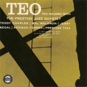 Teo Macero with the Prestige Jazz Quartet