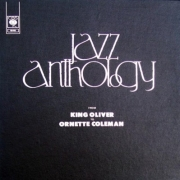Jazz Anthology from King Oliver to Ornette Coleman