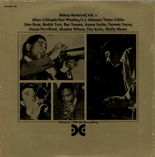 Tiny Kahn Album Covers - Noal Cohen's Jazz History Website