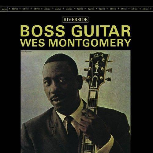 """Riverside LP 12"""" RS 9459 — Boss Guitar   (1963)"""