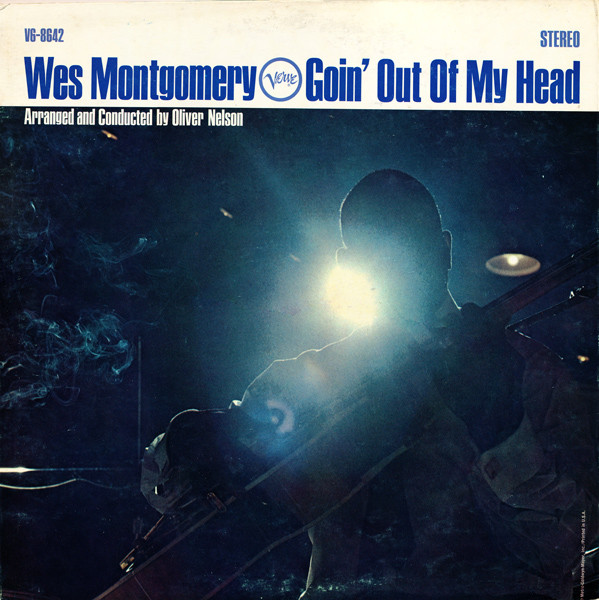 """Verve LP 12"""" V6 8642 — Goin' Out Of My Head   (1966)"""