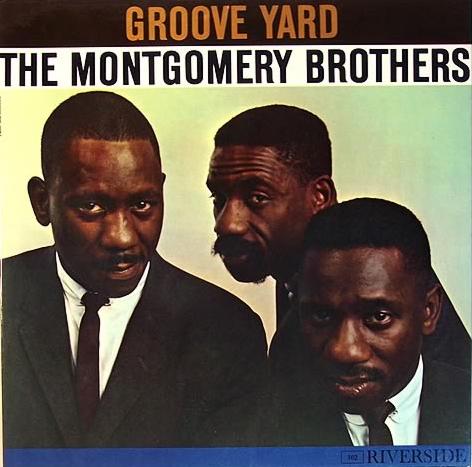 """Riverside LP 12"""" RLP 362 — Groove Yard   (1961)"""