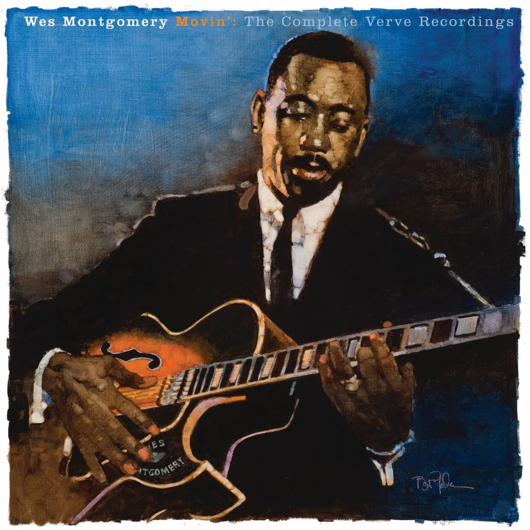 Hip-O CD B0015613-02 — Movin': The Complete Verve Recordings Of Wes Montgomery   (2011)