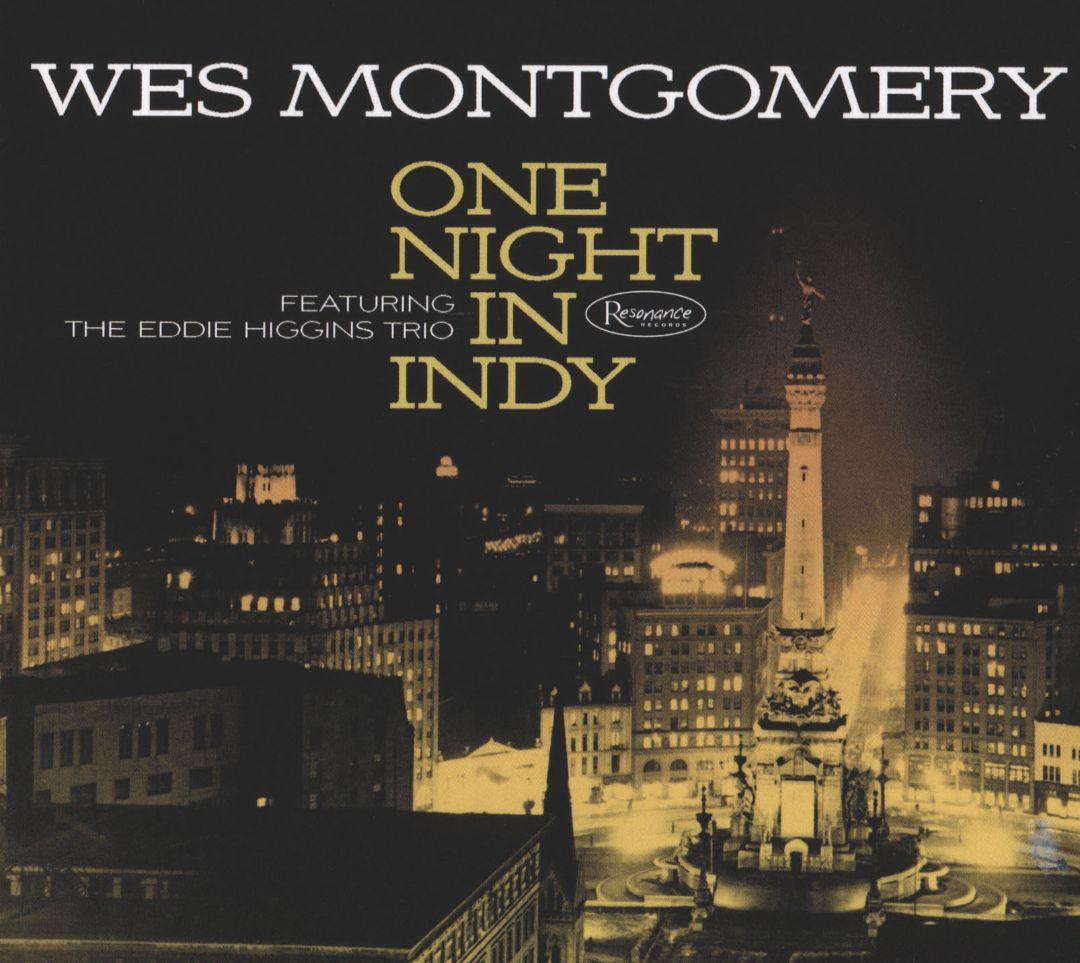 Resonance Records CD HCD 2018 — One Night In Indy   (2016)
