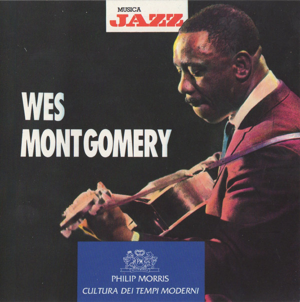 Philology (It.) CD W 97-2 — Wes Montgomery Live In Europe   (1992)