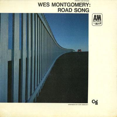 """A&M LP 12"""" SP 3012 — Road Song   (1968)"""