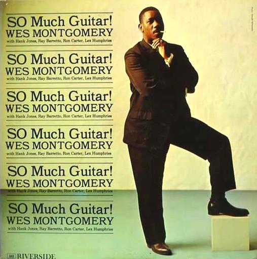 "Riverside LP 12"" RLP 382 — SO Much Guitar!   (1961)"