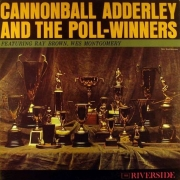 "Riverside LP 12"" RLP 355 — Cannonball Adderley And The Poll Winners   (1960)"