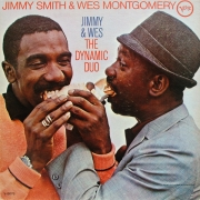 """Verve LP 12"""" V6 8678 — Jimmy & Wes: The Dynamic Duo   (1966)"""