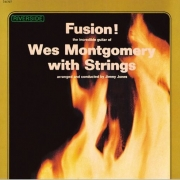 "Riverside LP 12"" RS 9472 — Fusion! Wes Montgomery With Strings   (1963)"