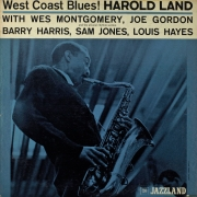 "Jazzland LP 12"" JLP 20 — West Coast Blues!   (1960)"