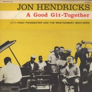 "World Pacific LP 12"" WP 1283 — A Good Git-Together   (1959)"