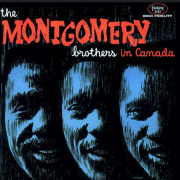 "Fantasy LP 12"" 3323 — The Montgomery Brothers In Canada   (1961)"