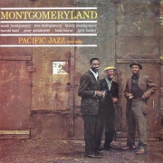 "Pacific Jazz LP 12"" PJ 5 — Montgomeryland   (1960)"