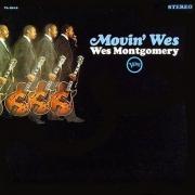"""Verve LP 12"""" V6 8610 — Movin' Wes   (1964)"""