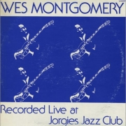 "VGM LP 12"" 0001 — Wes Montgomery Recorded Live At Jorgies Jazz Club   (1980)"