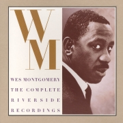 Riverside CD 12RCD-4408-2 — Wes Montgomery: The Complete Riverside Recordings   (1992)