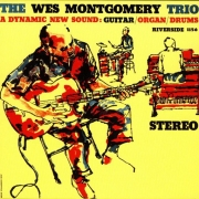 "Riverside LP 12"" RLP 1156 — The Wes Montgomery Trio   (1959)"
