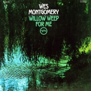 "Verve LP 12"" V6 8765 — Willow Weep For Me   (1969)"